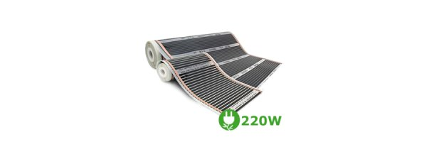 200-240 Watt/m² Heating Film