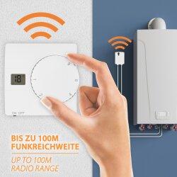 SAS816RF Remote Thermostat Control