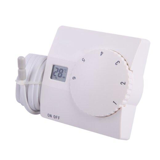 SAS816 Thermostat Vorderansicht