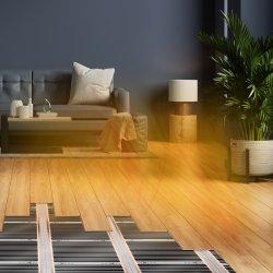 Comfort Heating film 80watt/m² 50cm width completely assembled
