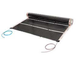 Comfort heating film 220Watt/m² 100cm wide...