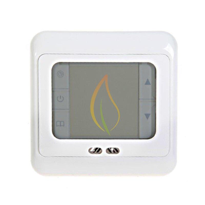 Thermostat Digital Raumthermostat Fußbodenheizung LED Touchscreen Unterputz TOP