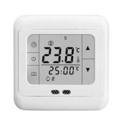 H3 Thermostatregler Weiß
