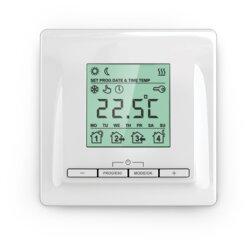 Mi520 Unterputz Thermostatregler Weiß