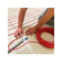 Twin Heating Cable 63,0 Meter