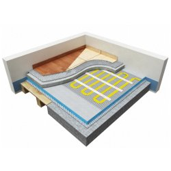 17/5 Black Heating Mat 100Watt/m² 1-14m²