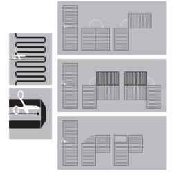 17/5 Black Heating Mat 200Watt/m² 1-14m²