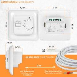 MST1 Analog Thermostat