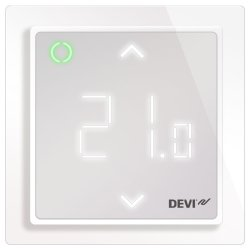 DEVIreg Digital Thermostat Front View