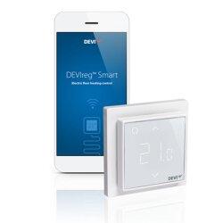 DEVIreg Digital Thermostat Vorderansicht