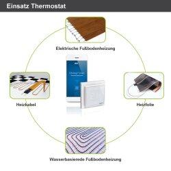 DEVIreg WiFi Thermostat Weiß