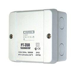 PT350 Thermostat Vorderansicht