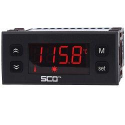 Mi10 12V Digital Thermostat Vorderansicht