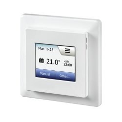 MCD5 Touchscreen Thermostat Front View