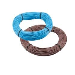 5 Meter Installationsleitung 1,5mm²  (blau/braun)