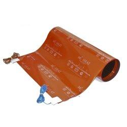 Color Heating Film 100Watt/m² 50cm assembled
