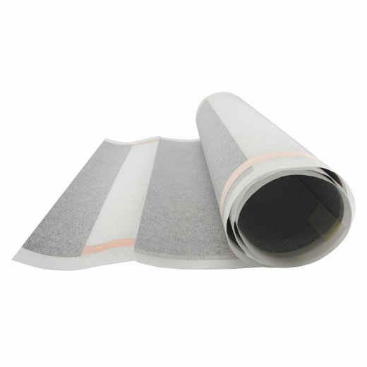 24V Fleeced Heating Film with 8cm Intervalls