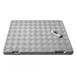 Heated Foot Warmer Plate 50x70cm with Remote Control