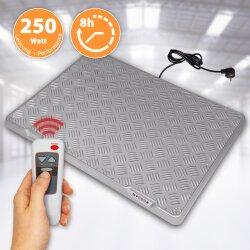 Fußheizplatte 50x70cm - 250Watt