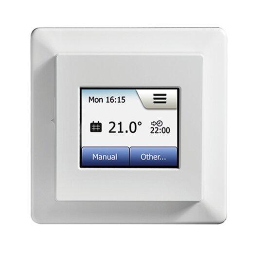 MWD5 OJ Electronics Thermostat Weiß Vorderansicht