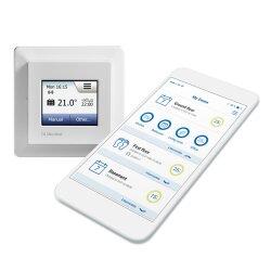 MWD5 OJ Electronics WiFi Thermostat Unterputz Seitenansicht
