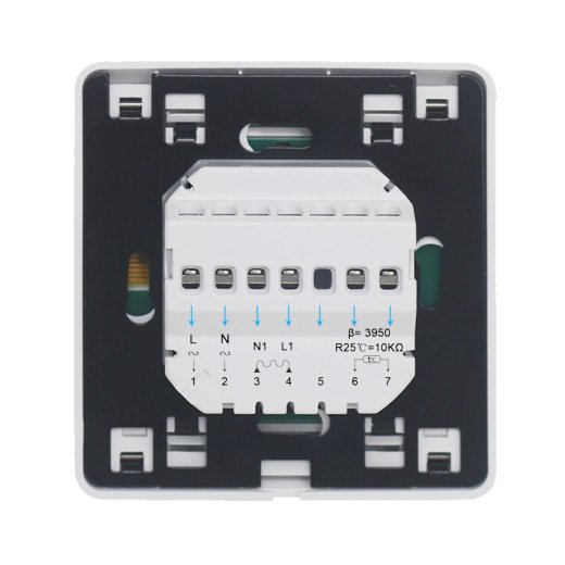 E51 Digital Thermostat