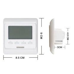 E51 Temperature Control Side View