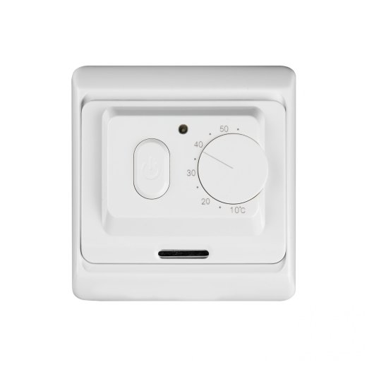 Menred E71 room thermostat front view