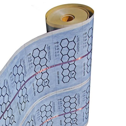 Ondolia 240Watt Heating Film with PE Protective Conductor completely assembled