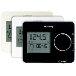 Warmup Tempo Digital Thermostat Front View