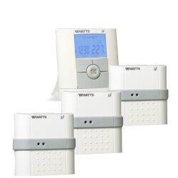 Watts Vision Set Digital programmierbares Thermostat + Unterputzempfänger