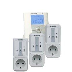 Watts Vision Digital Programmable Thermostat + Socket Receiver