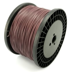 Connecting Cable double insulated brown 1,5mm² 400m for...