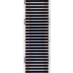 42V Heizfolie 20cm breit 90W/m²