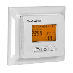 TH10 Digital Thermostat Front View