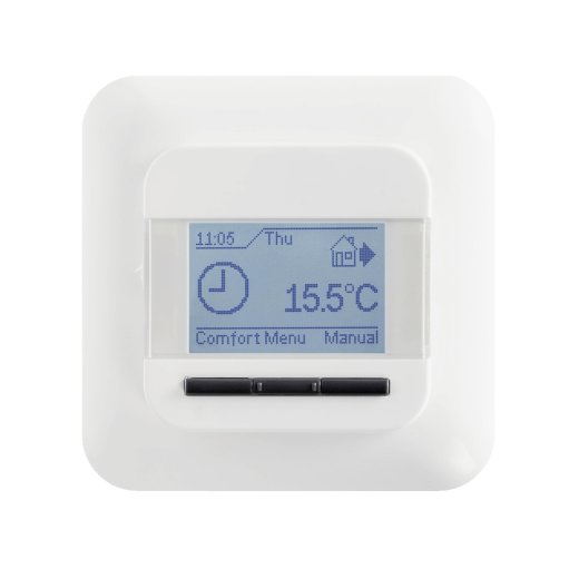OCD4 Digital Thermostat Vorderansicht