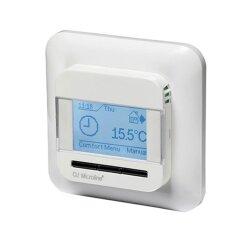 OCD4 Unterputz Thermostatregler Weiß