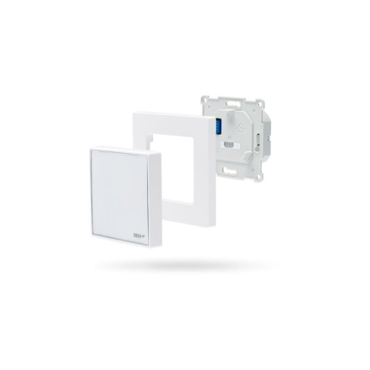 DEVIreg WiFi Thermostat schwarz