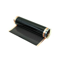 Infrared Heating Film 400Watt/m² 50cm 1-6m