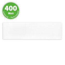Ecosun Infrared Heater 400K+/400W White 32x150cm
