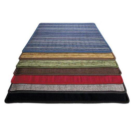 Warmset chenille heating carpet 50x75cm 100 Watt black