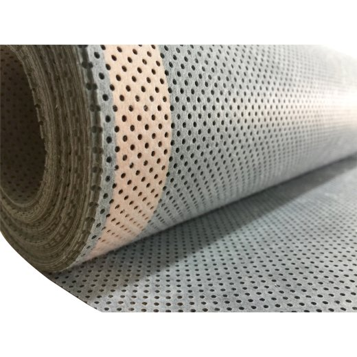 24V Heating Film Perforated 87cm wide 150W/m²