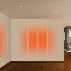 Mi-Heat 24V Perforated Heating Film 55W/m² 90cm