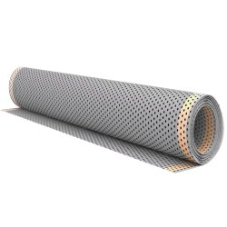 36V Heating Film Perforated 87cm wide 330W/m²