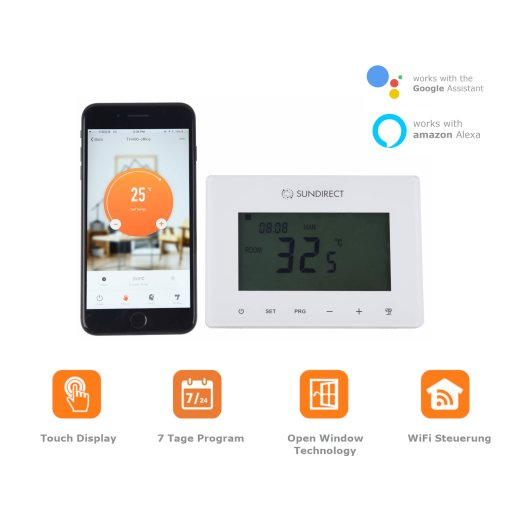 WiFi Thermostat Smart1.0 Pro
