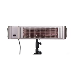 Electric Patio Heater HM-L with App Control 2000Watt Silver