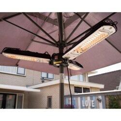 Patio Heater - sunshade 2000W