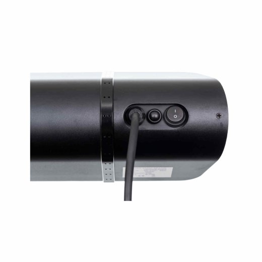Electric Patio Heater HM-L with App Control 2000Watt Schwarz