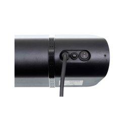 Electric Patio Heater HM-L with App Control 2000Watt Schwarz