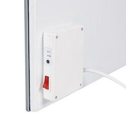 MD450-Plus Spiegel Infrarotheizung 60x85cm 450Watt